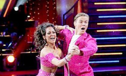 Brooke Burke Dishes on Dancing