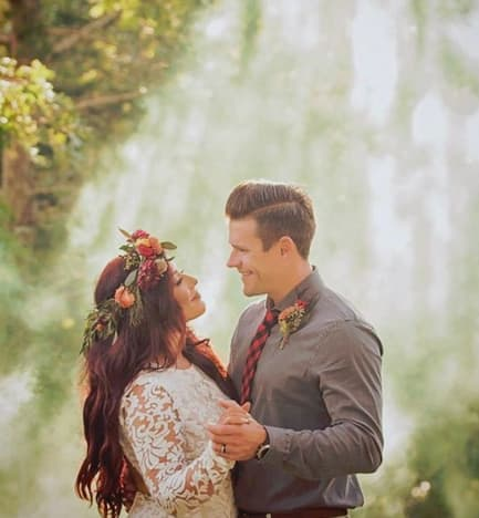 Chelsea Houska and Cole DeBoer, Wedding Throwback