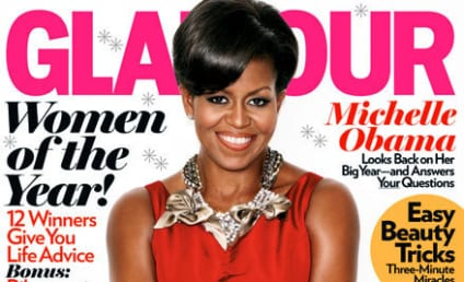 Michelle Obama in Glamour: FLOTUS Talks Fashion, Careers, Love and Life