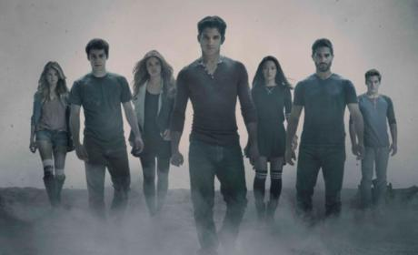 Teen Wolf Cast Pic