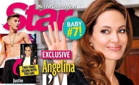 Angelina Jolie: Is She Pregnant Again?