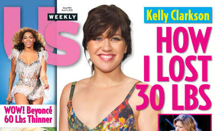Kelly Clarkson Reveals 30-Pound Weight Loss, New Figure
