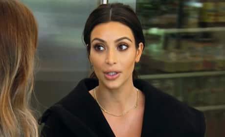 Kim Kardashian Slams Taylor Swift