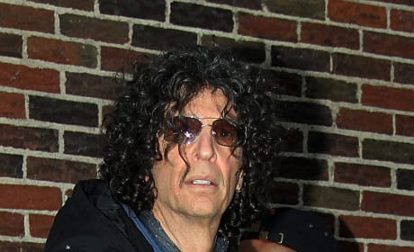 Howard Stern in NYC