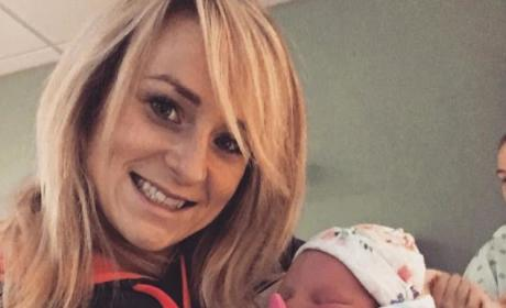 Leah Messer With Niece