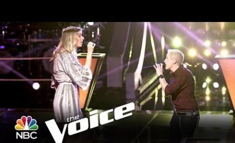 Ryan Whyte vs. Cali, Christina vs. Joshua, Kristen vs. Lindsay (The Voice Battle Rounds)