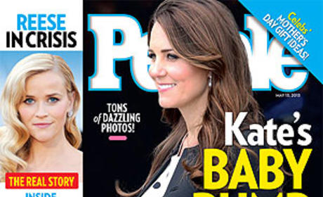 Kate Middleton People Magazine Cover