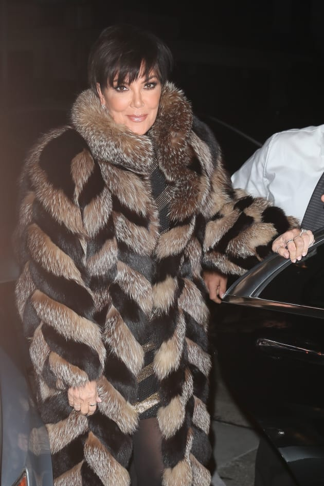 Kris Jenner To Kimye Get Out The Hollywood Gossip