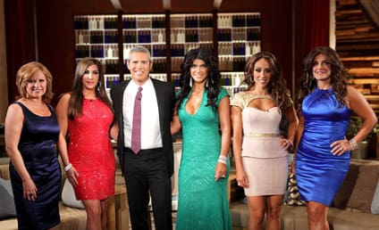 Real Housewives of New Jersey Reunion: Filled with Xanax!