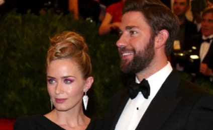 Emily Blunt: Pregnant with First Child!