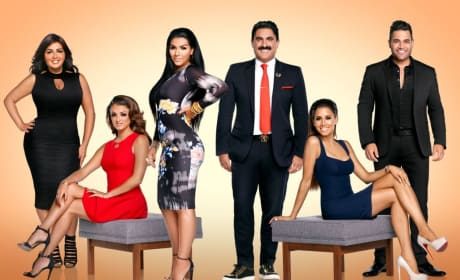 Shahs of Sunset Season Four Cast
