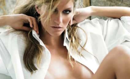 Gisele Bundchen Topless Photos of the Week