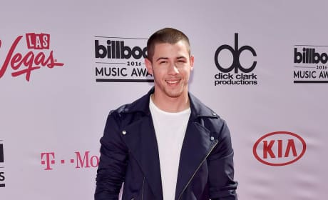 Nick Jonas at the Billboard Music Awards