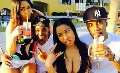 Nicki Minaj: Engaged to Safaree Samuels?