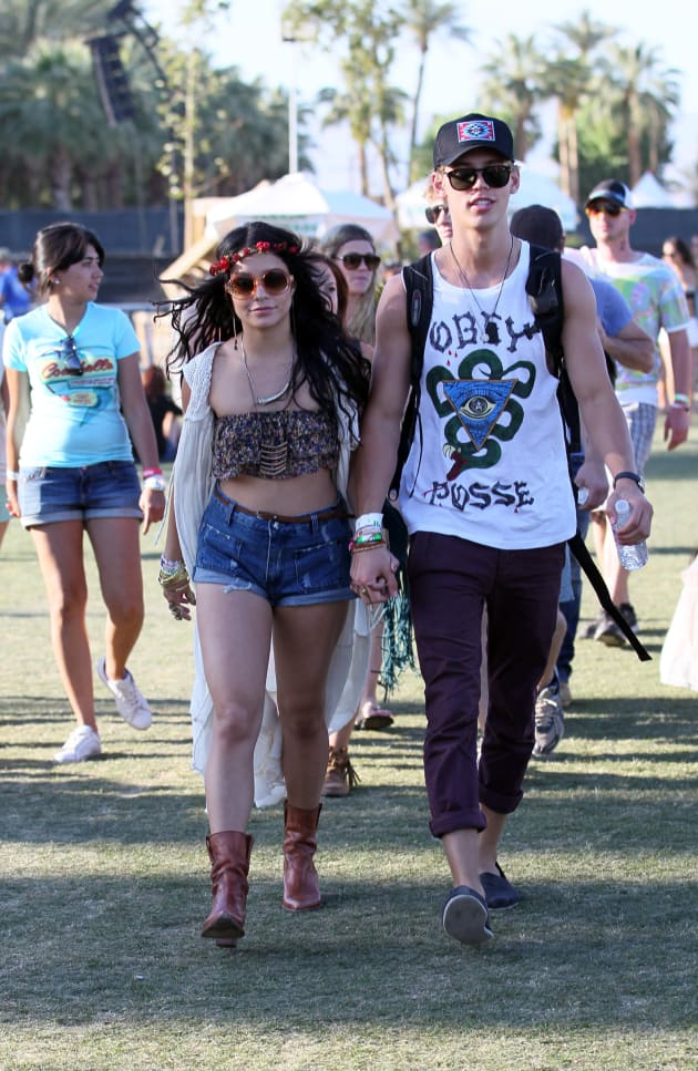 Consider, Vanessa hudgens and austin butler share your