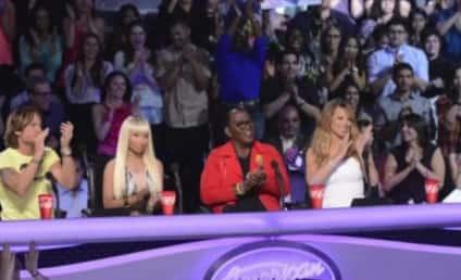 Mariah Carey Hates on American Idol Experience, Likens Nicki Minaj to Satan