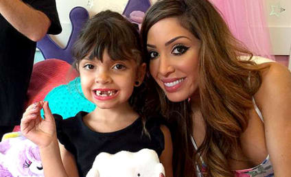 Farrah Abraham Gives Daughter HOW MUCH From Tooth Fairy?!