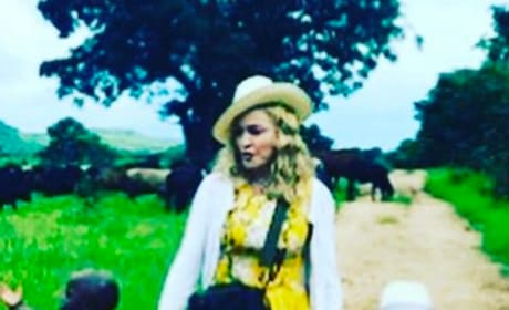 Madonna, Adopted Kids