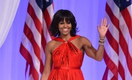 Jason Wu Dress (Michelle Obama Inaugural Ball 2013)