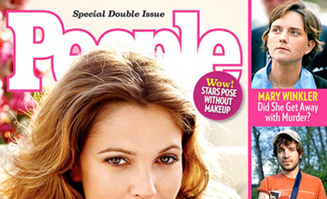 Drew Barrymore People Cover