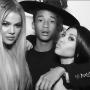Khloe Kardashian, Jaden Smith, Kourtney Kardashian
