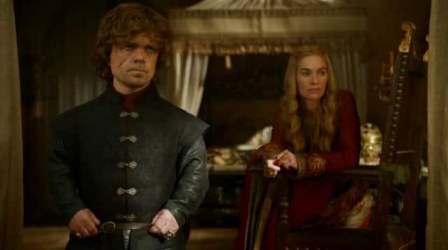 Tyrion's Favorite Prank