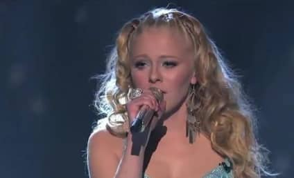 Hollie Cavanagh Turns Up Her Tempo on American Idol