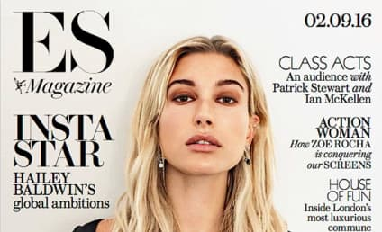 Hailey Baldwin Reveals Crush, Internet Shakes Its Head