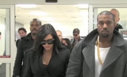Kanye West to Friends: I'll Never Marry Kim Kardashian!