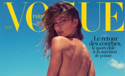 Gisele Bundchen: Nude in Vogue Paris!