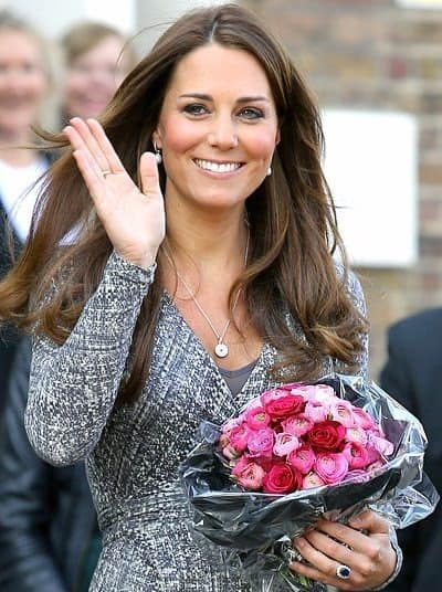 Kate Waving