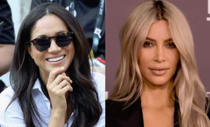 Kim Kardashian to Meghan Markle: Be Friends with Me!!!