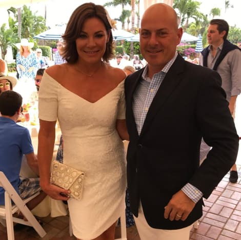 LuAnn de Lesseps & Tom D'Agostino Are Married