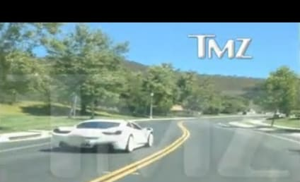 Lil Twist & Lil Za: Driving Recklessly, Harassing Neighbors in Justin Bieber's Cars!