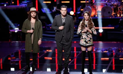 The Voice Recap: A New Twist Shakes Up The Competition