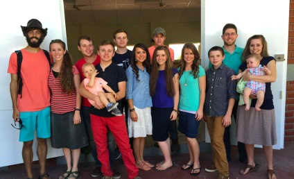 Duggars Facing Cancelation as Fans Complain About Jinger Courtship