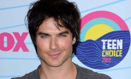Teen Choice Awards Fashion Face-Off: Ian Somerhalder vs. Pauly D