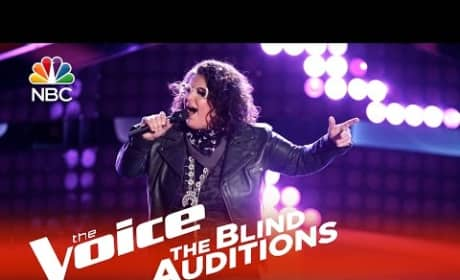Sarah Potenza on The Voice