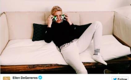 Ellen DeGeneres: So #Tired After the Oscars!
