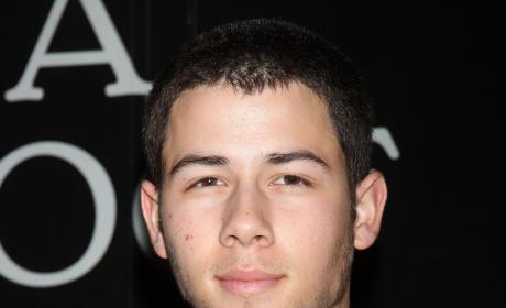 Nick Jonas in a Suit