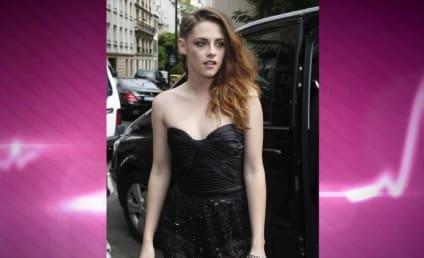 Kristen Stewart: Crying Over Robert Pattinson?