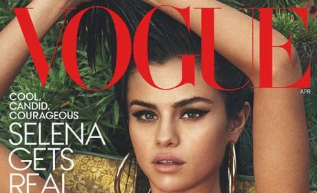 Selena Gomez Vogue Cover