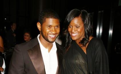 Report: Usher and Tameka Raymond Working Toward Custody Settlement