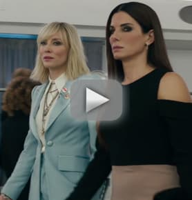 Oceans 8 trailer its here and its awesome