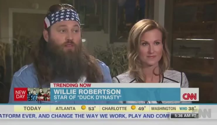 Image result for korie robertson cnn