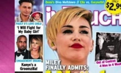 Miley Cyrus: Totally Alone! Always in Tears! Needing Help!