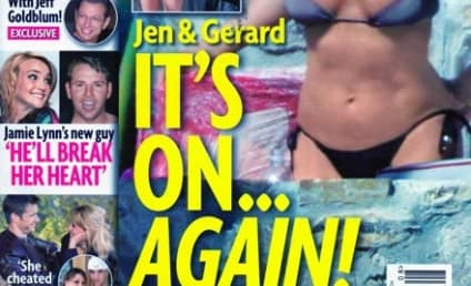 Jennifer Aniston and Gerard Butler: On (Again)?