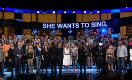 Chelsea Lately Signs Off: Watch the Stars Sing Goodbye