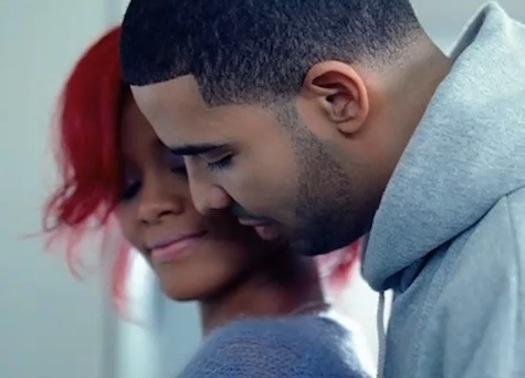 Hot Rihanna and Drake Pic