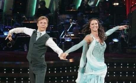 Derek Hough, Shannon Elizabeth
